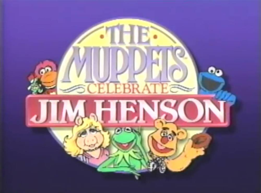affiche poster muppets celebrate jim henson disney