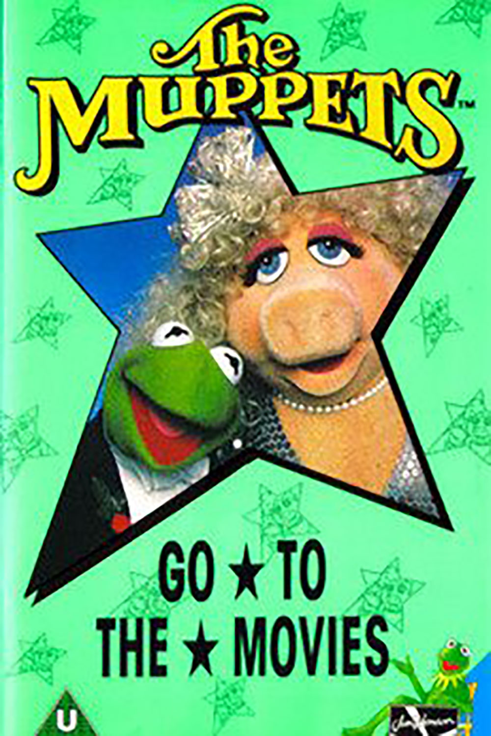 affiche poster muppets go movies disney
