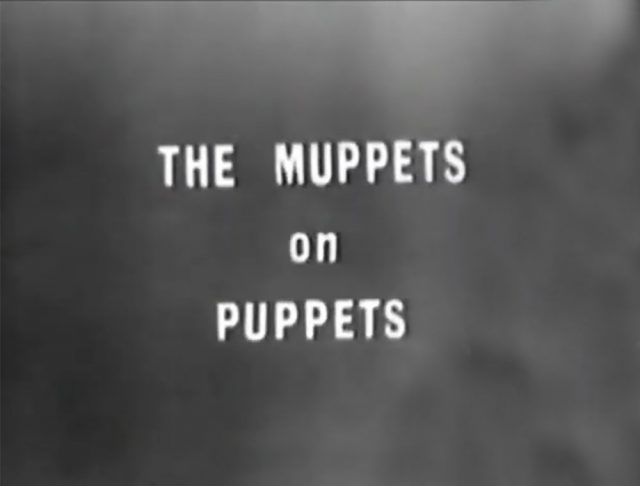 affiche poster muppets puppets disney