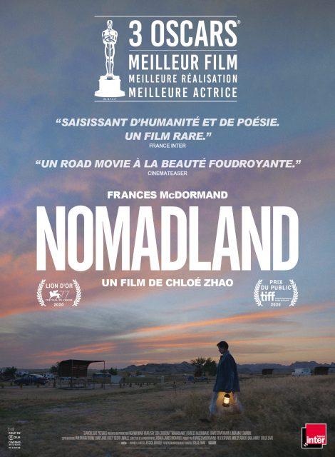 affiche poster nomadland disney fox