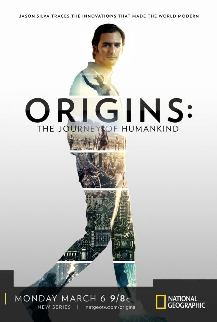 affiche poster origine journey humankind disney nat geo