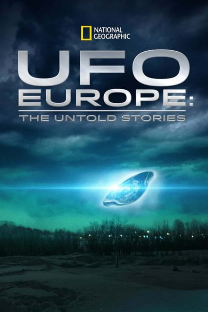 affiche poster ovnis envahissent europe ufo untold stories disney nat geo