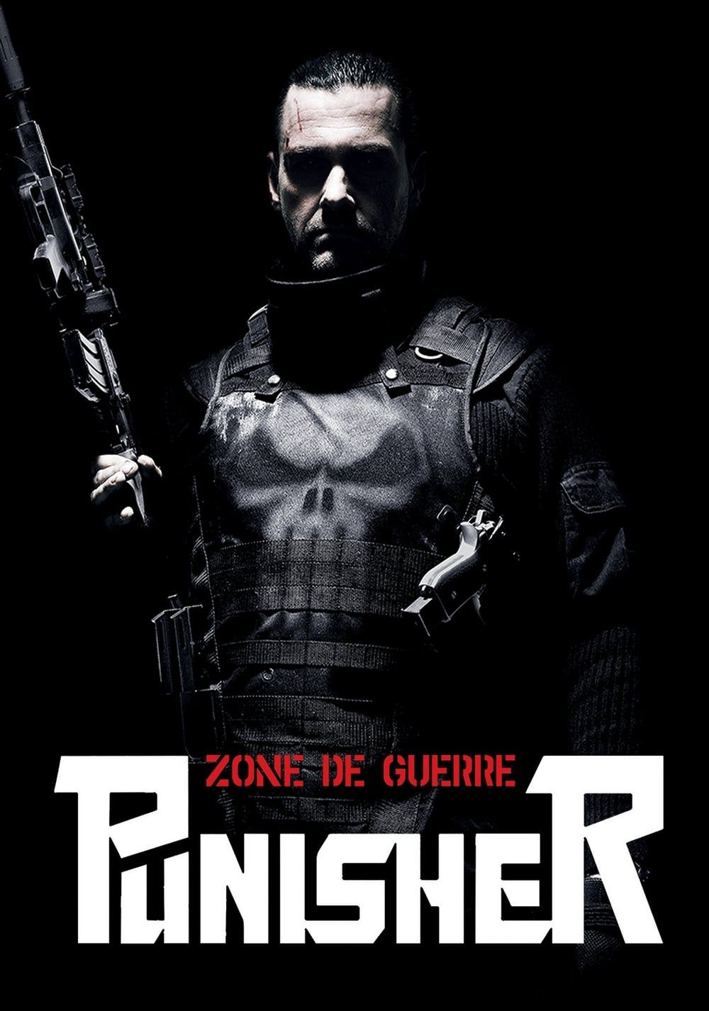 affiche poster punisher zone guerre war disney marvel
