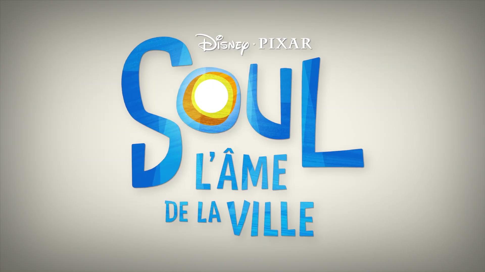 affiche poster soul city âme ville pixar popcorn disney