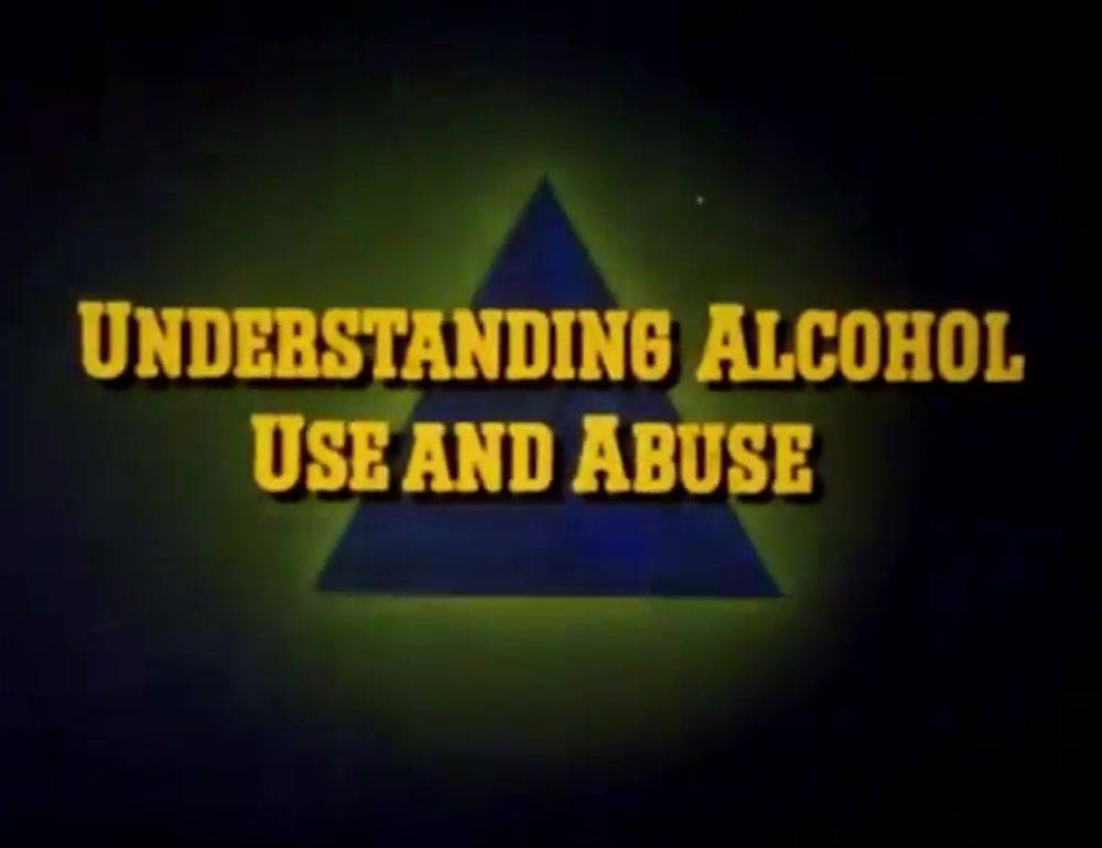 affiche poster understanding alcohol use abuse disney