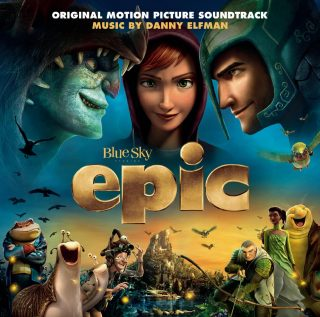 bande originale soundtrack ost score epic bataille royaume secret disney blue sky