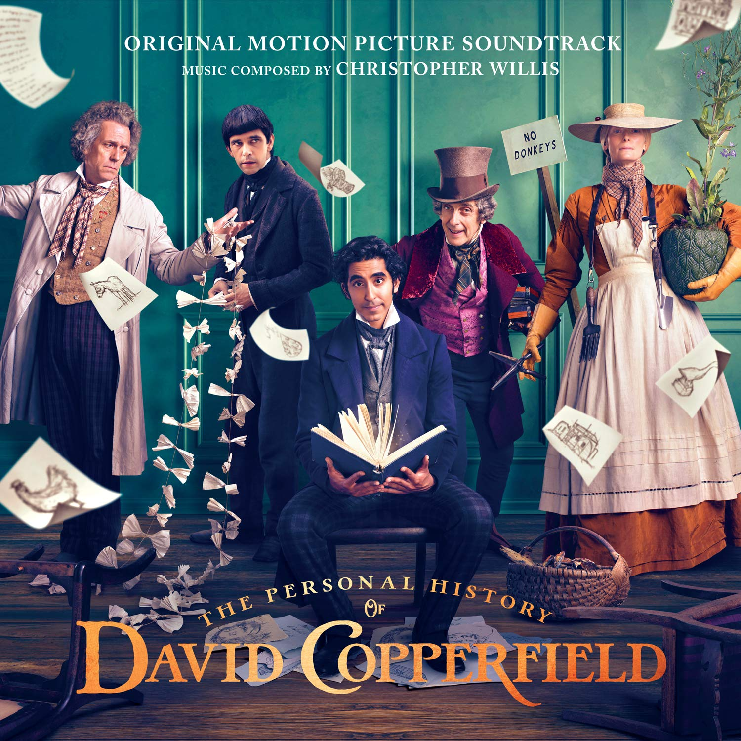 bande originale soundtrack ost score histoire personnelle story personal david copperfield disney