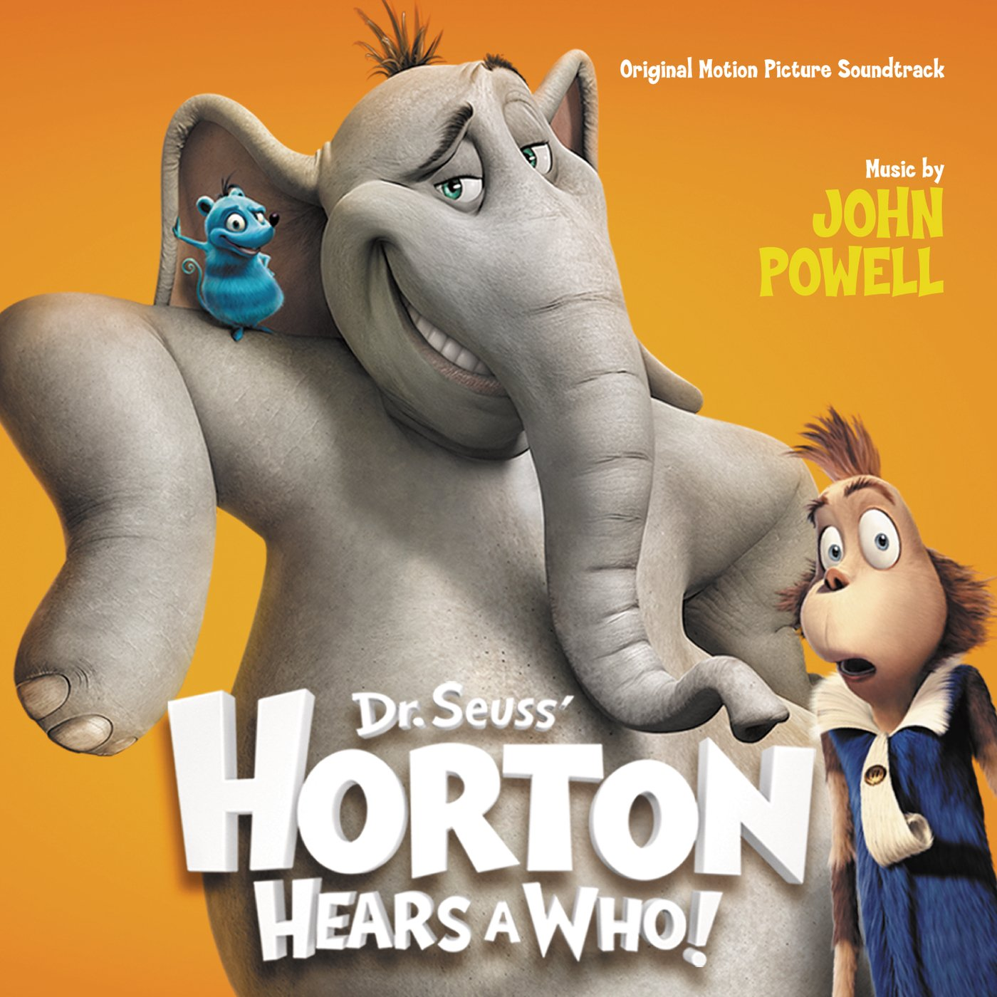 bande originale soundtrack ost score horton hears who disney blue sky