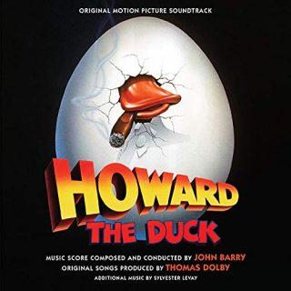 bande originale soundtrack ost score howard nouvelle race héros duck disney marvel lucasfilm