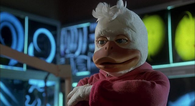 image howard nouvelle race héros duck disney marvel lucasfilm