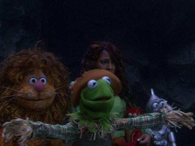 image muppet magicien wizard oz disney