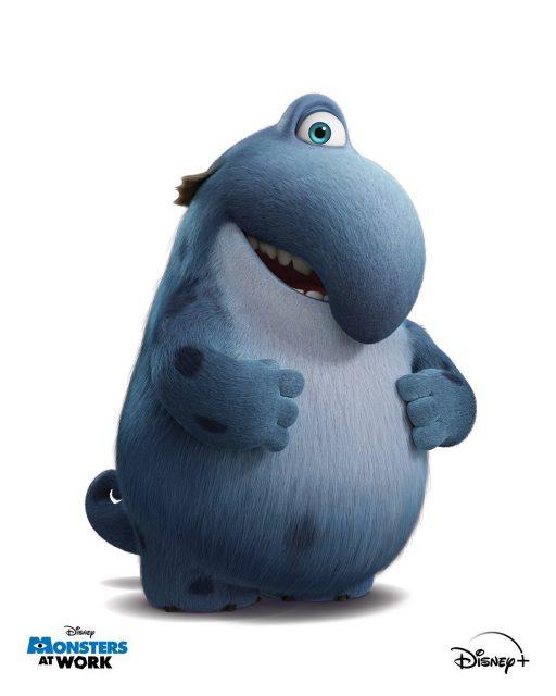 image monstres cie travail monsters work disney pixar