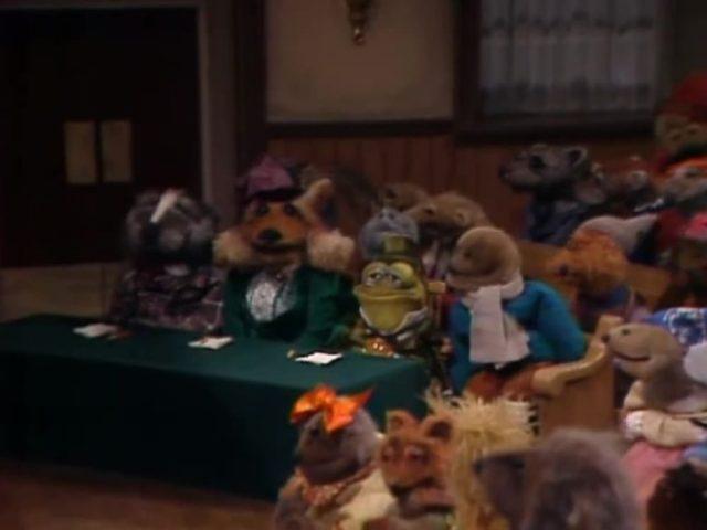 image noel musique Emmet Otte Jug Band Christmas disney muppets