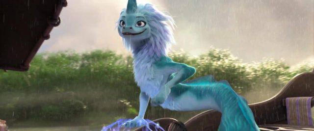 image raya dernier last dragon disney