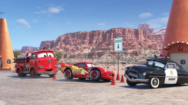 image unparalleled parking pixar popcorn disney