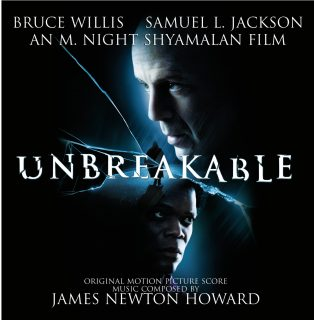 bande originale soundtrack ost score incassable unbreakable disney