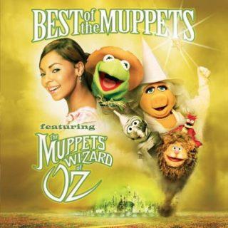 bande originale soundtrack ost score muppet magicien wizard oz disney