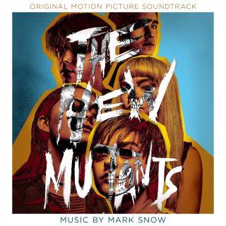 bande originale soundtrack ost score  nouveaux new mutants disney fox marvel