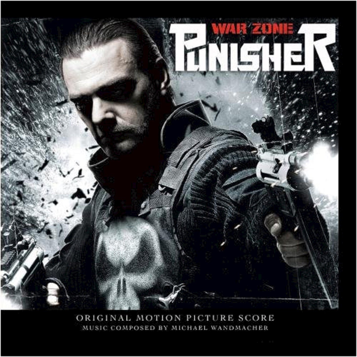 bande originale soundtrack ost score punisher zone guerre war disney marvel