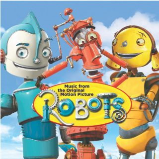 bande originale soundtrack ost score robots disney blue sky
