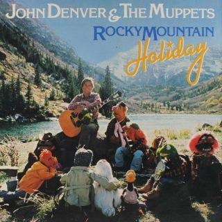 bande originale soundtrack ost score rocky mountain holiday john denver muppets disney