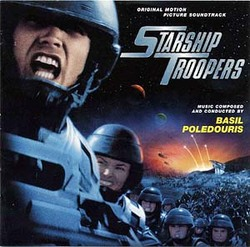 bande originale soundtrack ost score starship troopers disney