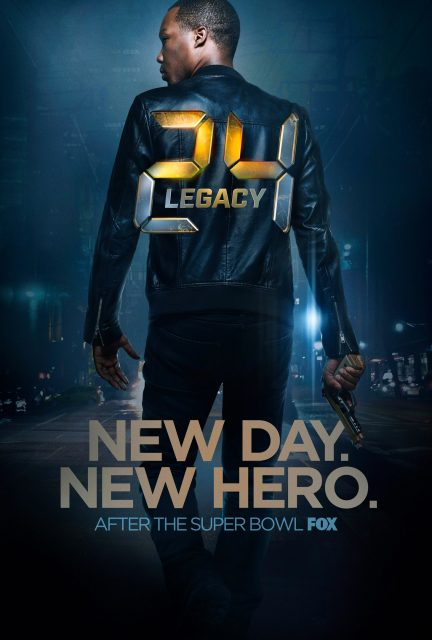 affiche poster 24 heures legacy disney fox
