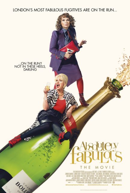 affiche poster absolutely fabulous film disney fox