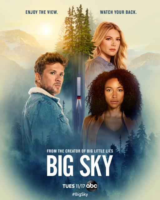 affiche poster big sky disney