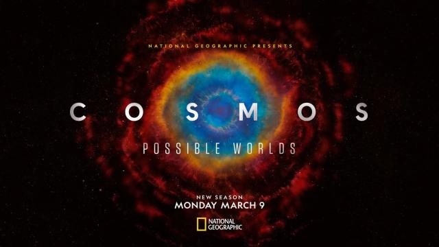affiche poster cosmos nouveaux mondes possible worlds disney nat geo