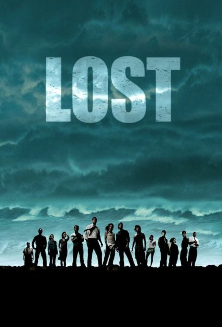 affiche poster lost disparus disney