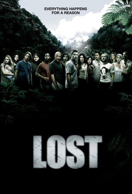 affiche poster lost disparus disney
