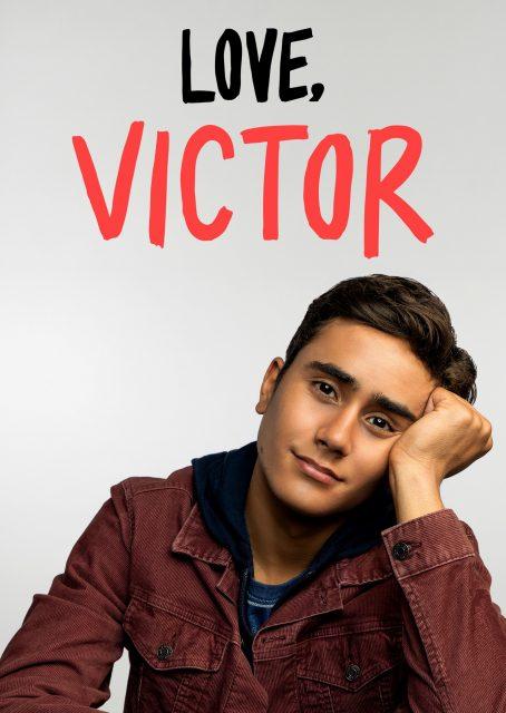 affiche poster love victor disney