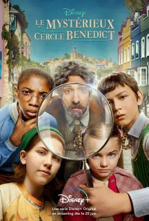 affiche poster mysterieux cercle benedict mysterious society disney