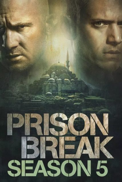 affiche poster prison break disney fox