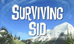 affiche poster sid operation survie surviving disney blue sky