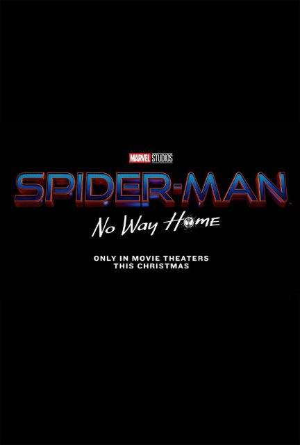 logo spider-man no way home disney marvel