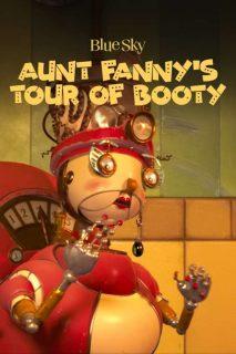 affiche poster tante fanny aut tour booty disney blue sky