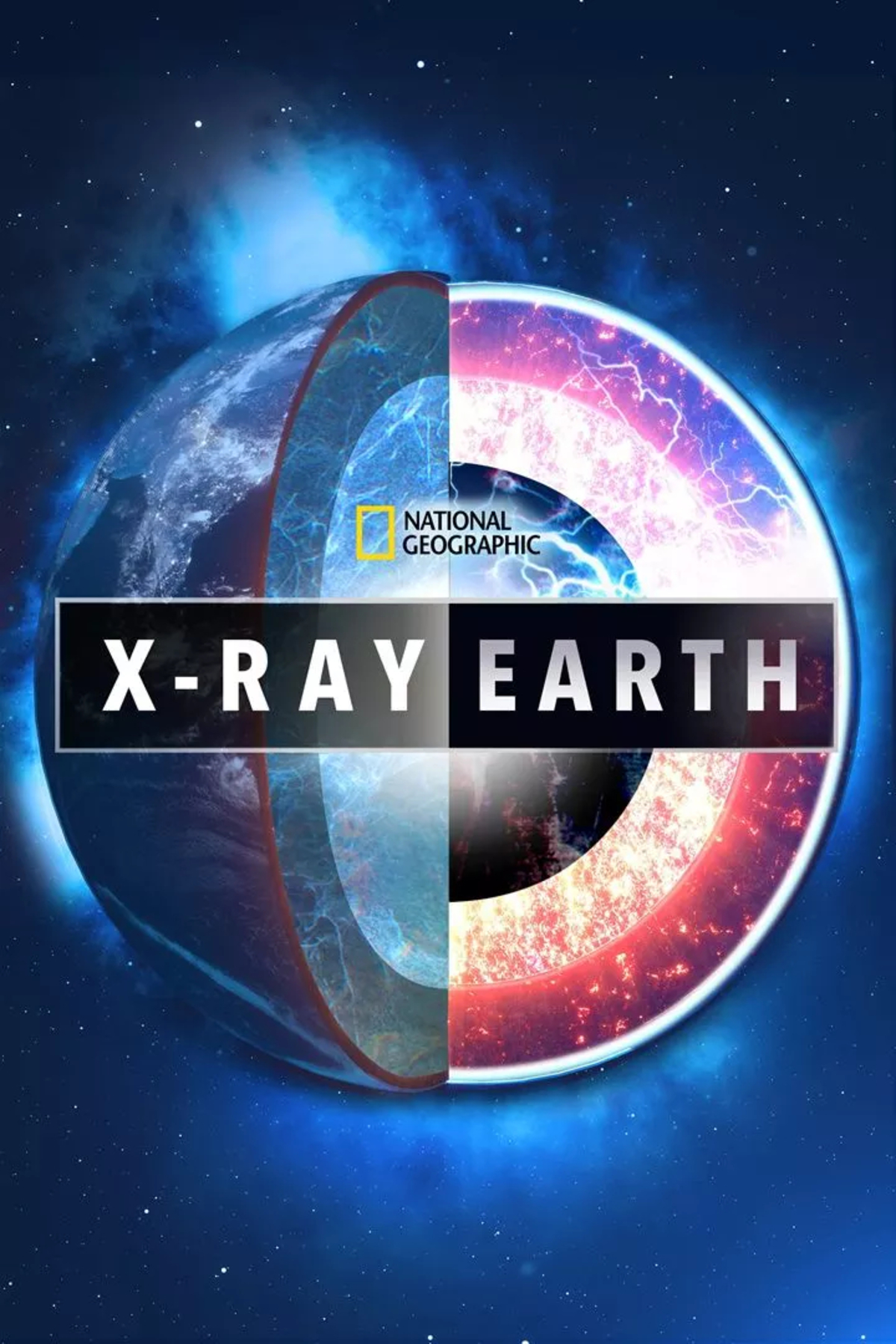 affiche poster terre earth rayons x disney nat geo
