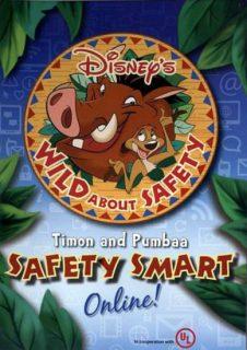affiche poster wild safety timon pumbaa smart online disney