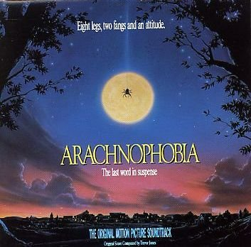 bande originale soundtrack ost score arachnophobie disney