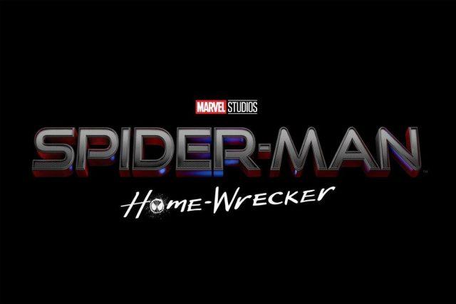 logo spider-man no way home disney marvel
