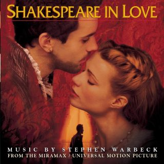 bande originale soundtrack ost score shakespeare love disney