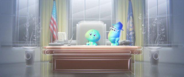 22 personnage character soul disney pixar