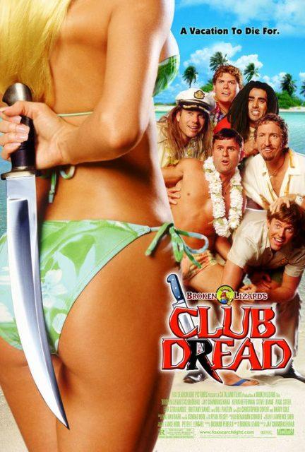affiche poster club dread disney fox