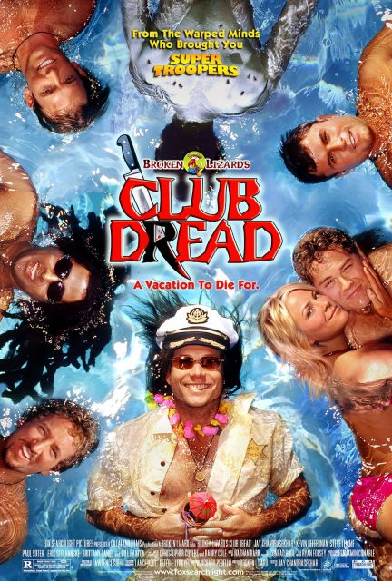 affiche poster club dread disney fox