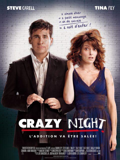 affiche poster crazy night date disney fox