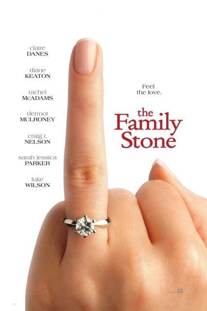 affiche poster esprit famille family stone disney fox