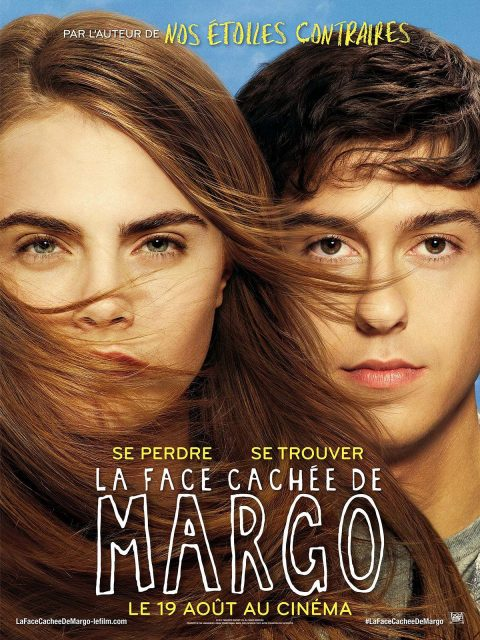 affiche poster face cachée margo paper towns disney fox