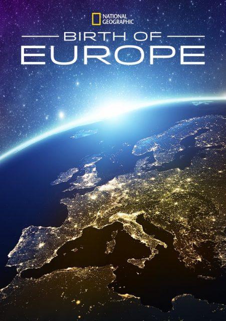 affiche poster histoire birth europe disney nat geo